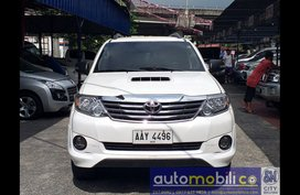 Selling Toyota Fortuner 2014 Automatic Diesel