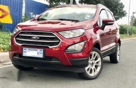 2019 Ford Ecosport for sale in Makati