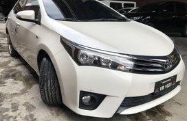 2016 Toyota Corolla Altis for sale in Quezon City