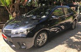 2014 Toyota Corolla Altis 1.6V MT