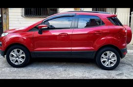 2016 Ford Ecosport Trend A/T