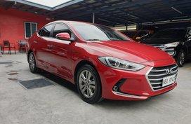 Hyundai Elantra 2019 Automatic Gas