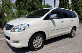Toyota Innova 2012 V Diesel Automatic Casa Maintained