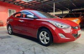 Hyundai Elantra 2012 GLS Automatic