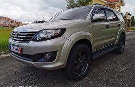 2014 Toyota Fortuner 2.5VNT D4D Diesel