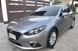 Selling Grey Mazda 3 2015 in Paranaque