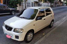 Suzuki Alto 2007 for sale in Quezon City