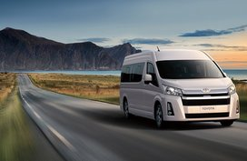 Toyota Hiace 2019: Philkotse's contender for 2019 light commercial vehicle of the year
