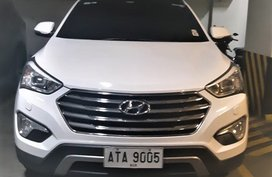 Hyundai Grand Santa Fe 2014 Model 2.2 6AT 4wD Premium AT