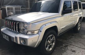 2010 Jeep Commander for sale in Antipolo
