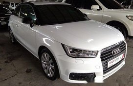 White Audi A1 2016 for sale in Makati