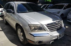 Silver Chrysler Pacifica 2007 for sale in Marikina