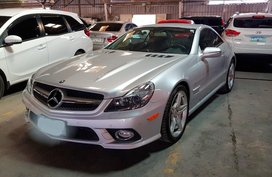 Selling Mercedes-Benz Sl-Class 2009 in Pasig