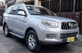 Selling Foton Toplander 2018 in Quezon City