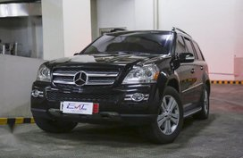 Selling Mercedes-Benz Gl-Class 2007 in Quezon City