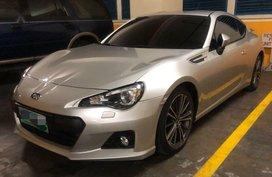 Selling Subaru Brz 2014 in Quezon City