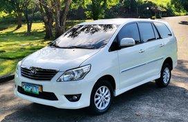 2014 Toyota Innova V DSL for sale