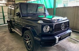Mercedes-Benz G-Class 2019 for sale in Quezon City