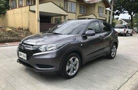 Selling Honda Hr-V 2015 in Quezon City