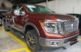 Nissan Titan 2016 for sale in Manila