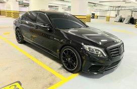 Selling Mercedes-Benz S-Class 2014 in Pasig