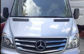 Silver Mercedes-Benz Sprinter 2020 for sale in Quezon City
