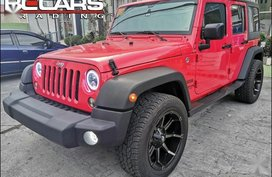 Sell 2016 Jeep Wrangler in Quezon City