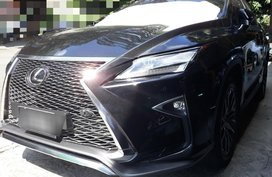 Selling Lexus Rx 350 2017 in Manila
