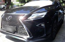 Selling Lexus Rx 350 2017 in Manila