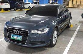 Selling Audi A6 2013 in Manila