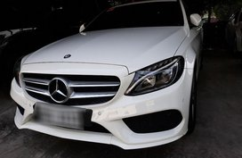 Sell 2016 Mercedes-Benz C200 in Manila