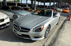 Sell 2014 Mercedes-Benz Sl-Class in Pasig