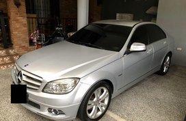 Selling Mercedes-Benz C200 2008 in Quezon City
