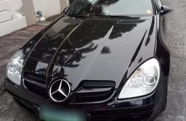 Sell 2006 Mercedes-Benz Slk200 in Manila