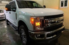 Sell White 2019 F-250 Super Duty in Quezon City