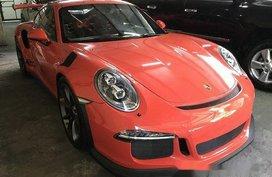 Selling Orange Porsche Gt3 2018 in Quezon City