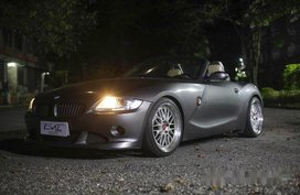 Sell Grey 2003 Bmw Z4 in Quezon City
