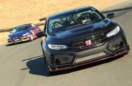 Meet the very track-oriented Honda Civic Type R TC