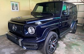Sell 2020 Mercedes-Benz G-Class in Quezon City