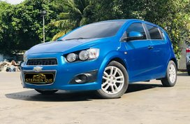 2013 Chevrolet Sonic LTZ 1.4 Hatchback Automatic Gas