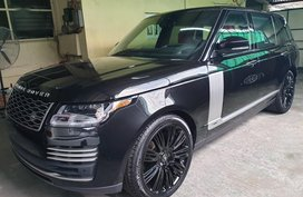 Selling Land Rover Range Rover 2020 in Quezon City