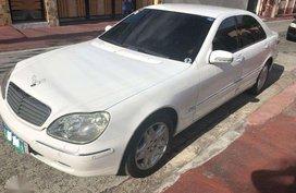 Mercedes-Benz S-Class 2001 for sale in Quezon City