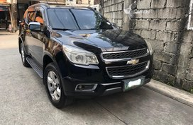 2013 Chevrolet Trailblazer 4WD 6AT