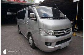 Foton 2020 View Transvan Brand New
