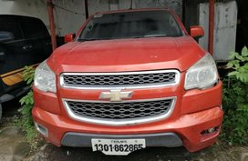 Chevrolet Colorado 2016 for sale in Quezon City