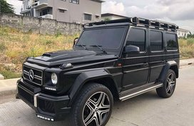 Brand New 2018 Mercedes Benz G350D G Professionals