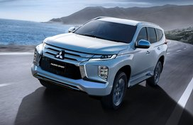 Brand New Mitsubishi Montero Sport 2020 for sale in Metro Manila