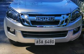 ISUZU D-MAX LS 2015 4X2 AT