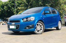 Chevrolet Sonic 2013 for sale in Manila