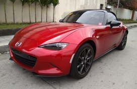Sell 2016 Mazda Mx-5 Miata in Manila
